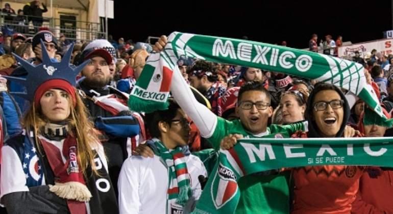 México, Estados Unidos y Canadá presentan candidatura para el Mundial del 2016