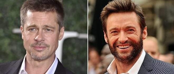 Hugh Jackman y Brad Pitt: el secreto de su eterna juventud