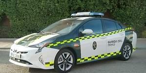 La Guardia Civil se pasa al híbrido: así es el nuevo coche eco que vigilará el tráfico