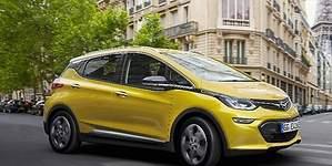 Opel Ampera-e: el urbano que iguala en autonomía al Tesla Model S se presentará en París