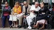 Las pensiones ya son insostenibles en la España vaciada