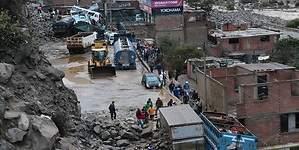 COEN: A 91 se elevó el número de muertos por lluvias