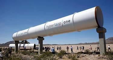 Corea del Sur quiere desarrollar su propio proyecto de Hyperloop