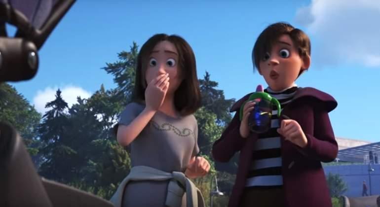 Pixar te da la pista para buscar sus Easter eggs en un vídeo