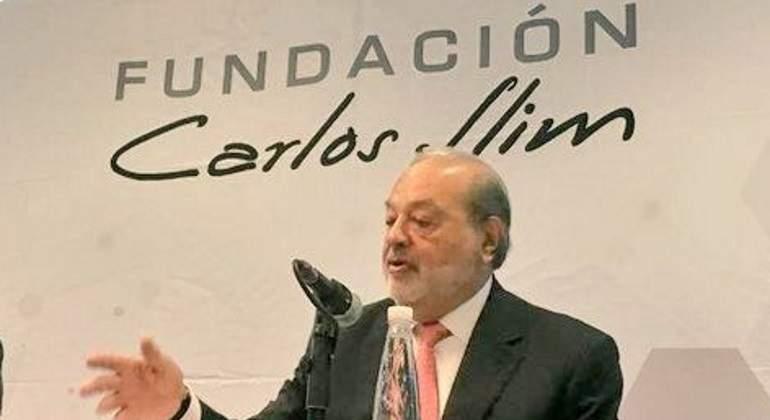 Carlos Slim reúne 2 mil 374 millones para reconstrucción