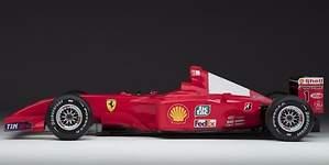 El Ferrari con el que Schumacher ganó su cuarto Mundial de Fórmula 1, subastado a precio récord: 6,4 millones de euros