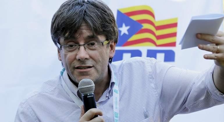 Una TV mexicana da por detenido a Carles Puigdemont por los atentados de Cataluña