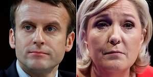 El euro se fortalece por expectativa de balotaje Macron-Le Pen en Francia