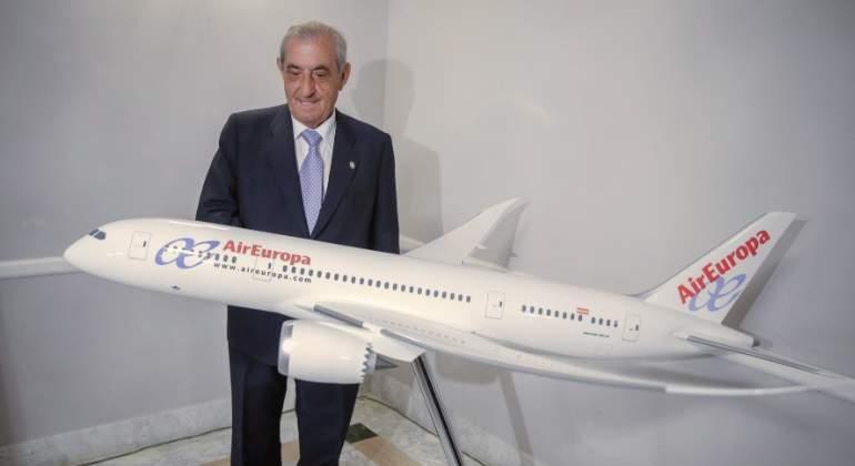 Lima, nuevo destino de la red Dreamliner de Air Europa