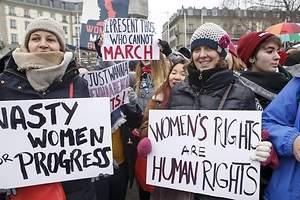 Nueva marcha contra Trump