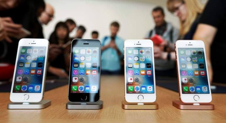 Apple podría fabricar el iPhone en Estados Unidos, según rumor