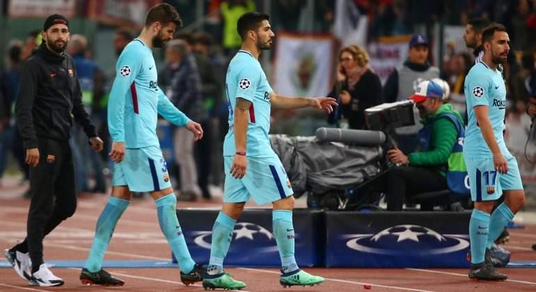 PIque-Suarez-Alcacer-Derrotados-Roma-2018-Reuters.jpg