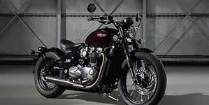Triumph Bonneville Bobber: una moto de los años 40 para hoy