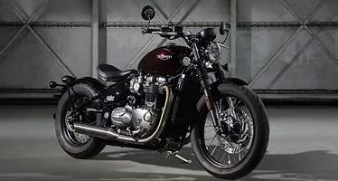 Triumph Bonneville Bobber: la esencia de los años 40 en una moto de hoy