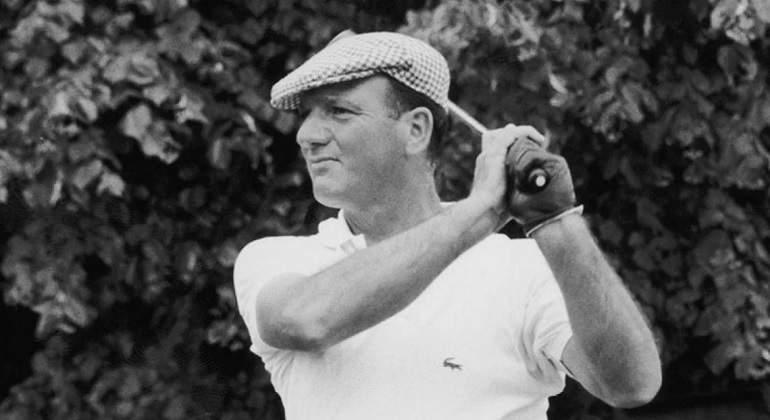 Murió Roberto De Vicenzo, histórico golfista argentino