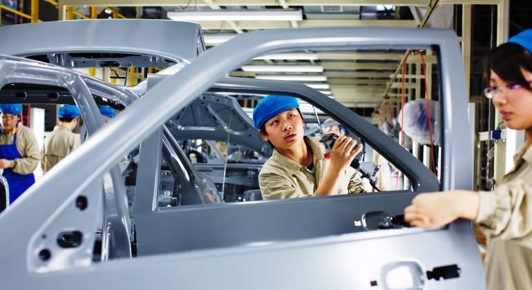 """Autorizan a automotriz china a fabricar autos eléctricos en el país"""""""