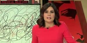 La investidura de Turull adelanta el debut de Llapart como presentadora de Al rojo vivo