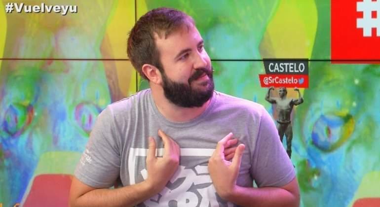 Soy una pringada, de Castelo: es acosador y machista