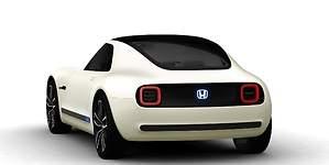 Honda Sports EV Concept: el coupé biplaza eléctrico del futuro