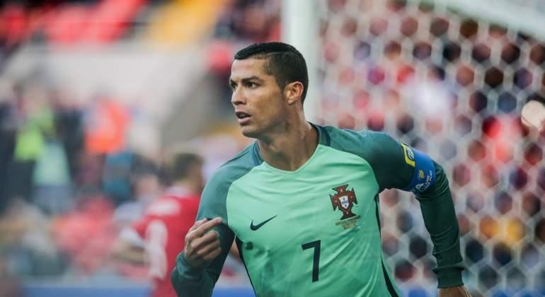 Directo, ConfeCup: Portugal - Chile