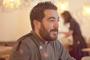 El chef Iago Pazos: La cocina gallega ha sobrevivido a tres modas