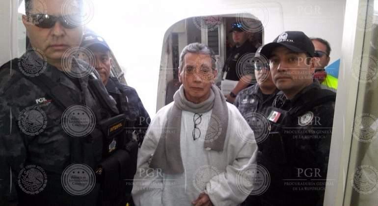 Llega Mario Villanueva a México; pagará delitos de narcotráfico