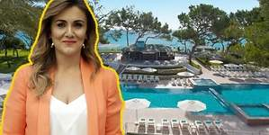 Carlota Corredera: así es el hotelazo donde se alojó