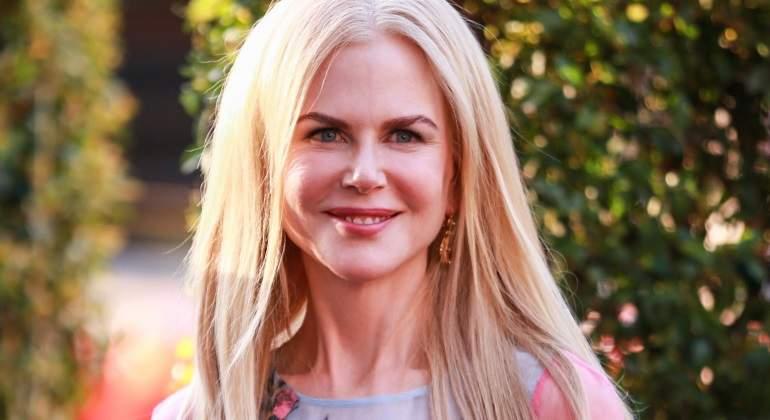 Los 50 años de la sexy rubia de Hollywood — Nicole Kidman