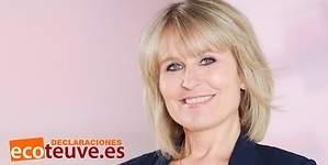 María Rey desvela a Ecoteuve sus planes tras abandonar Antena 3