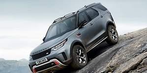 Land Rover Discovery SVX: el más extremo