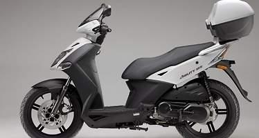 Los diez scooters más vendidos en España