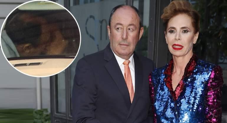 Ágatha Ruiz de la Prada y El Chatarrero  el beso que confirma su amor -  Informalia.es e5861273f36