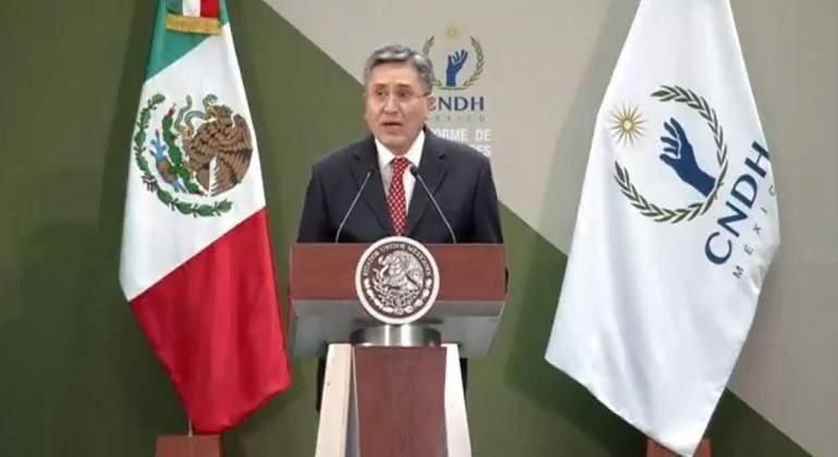 Siguen las violaciones a los derechos humanos en México