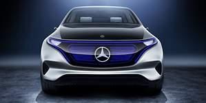Mercedes Generation EQ Concept: la submarca de coches eléctricos debuta con un SUV de 402 CV