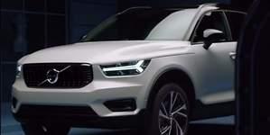 Se filtra el Volvo XC40, el primer SUV compacto de la marca