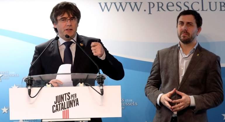 d02f157499d PP y Ciudadanos recurren ante la Junta Electoral la candidatura de  Puigdemont a …