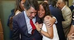 La lista de la hija de Ignacio González: es limpia, hogareña y algo peliculera