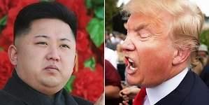 Trump dice que existe la posibilidad de un gran conflicto con Corea