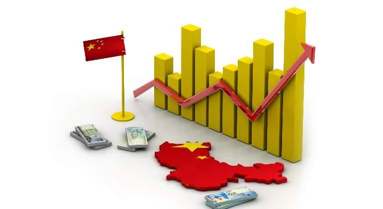 Crece economía de China 6.7 por ciento anual en tercer trimestre