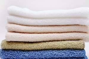 ¿Cada cuánto se lavan las toallas?