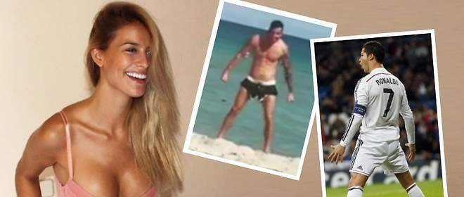 Cristiano: el ex novio de su chica, Desiré Cordero, se mofa del madridista