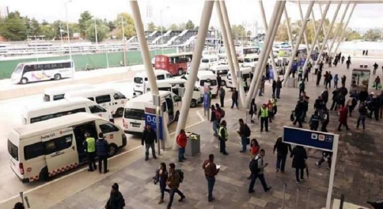 Sube 2 pesos transporte público en Edomex