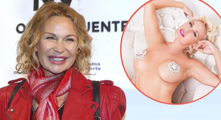 Amanda De Gh 16 Desnuda En La Portada De Interviú Ecoteuvees