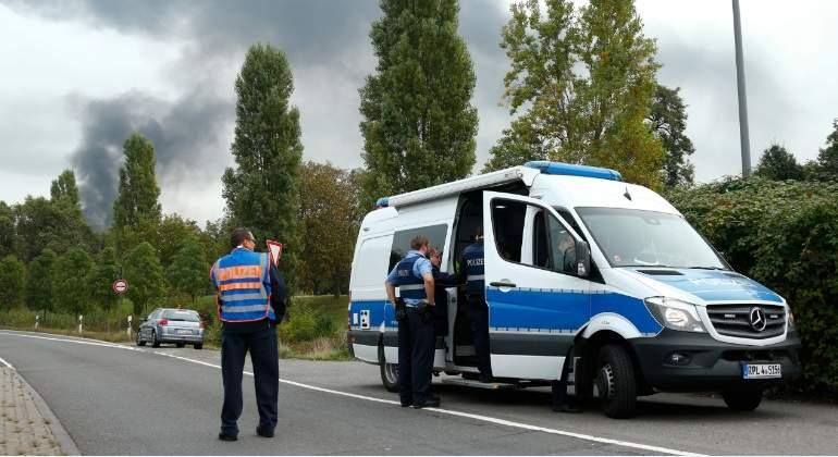 Niño de 12 años trató de poner bomba en mercado navideño alemán