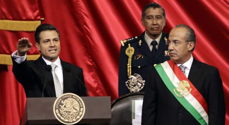 Segob entrega el Quinto Informe de Peña Nieto