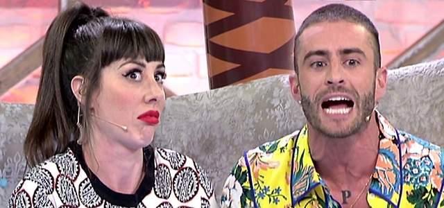 Pelayo y Natalia se enzarzan en Cámbiame
