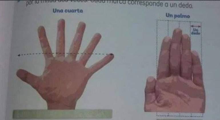Tremendo error de 'dedo' en libro de texto de la SEP