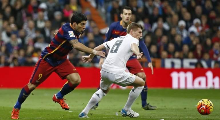 Mejor en el extranjero: el fútbol español se aleja de los patrocinadores nacionales