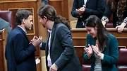 Jaume Asens sustituye a Pablo Iglesias como presidente del grupo parlamentario de Unidas Podemos