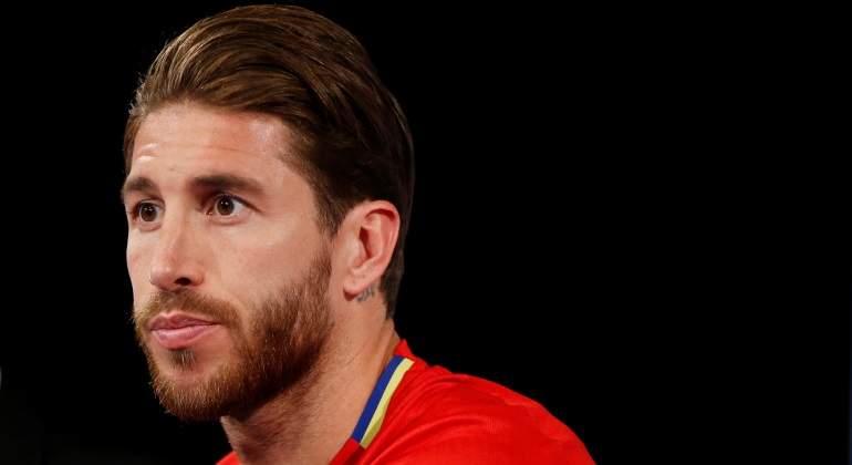 Ramos, sobre Mbappé: No creo que me llame Florentino